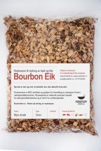 Røykflis Bourbon Grov 3L