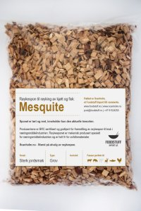 Røykflis Mesquite Grov 3L