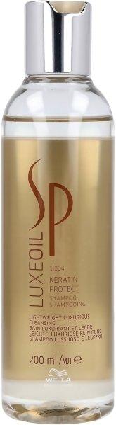 Wella SP Luxeoil Keratin Protect Shampoo 200ml