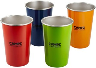 CAMPZ Stacking Cup Set