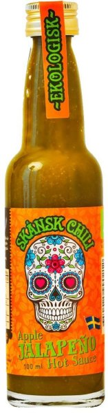 Skånsk Chili Apple Jalapeno 100 ml