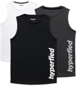 Bounce Tank Top 3-pack