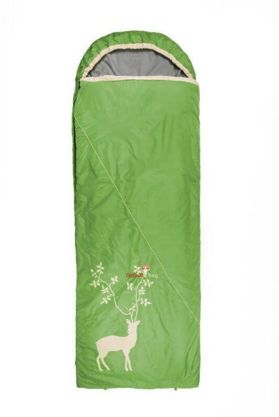 Grüezi Bag Cloud Blanket Deer IV 191cm