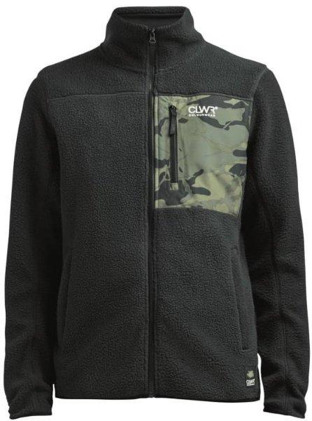 ColourWear Retro Pile Jacket Junior