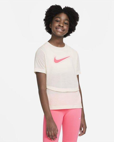 Nike Dri-FIT Trophy treningsoverdel (Jente)