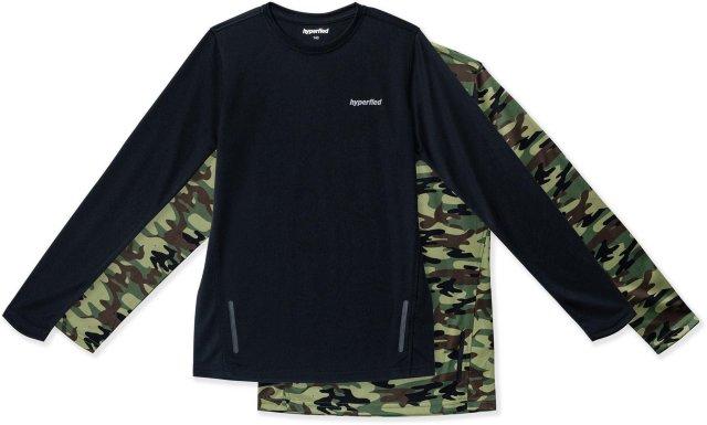 Hyperfied Thunder Long Sleve T-Shirt 2-pack