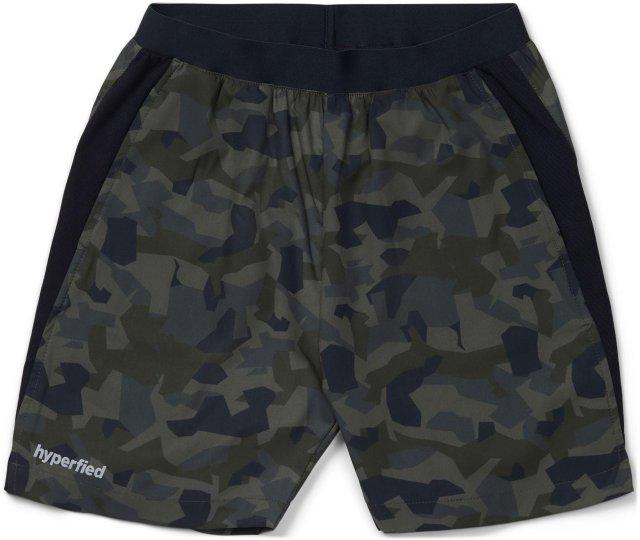 Hyperfied Mesh Shorts