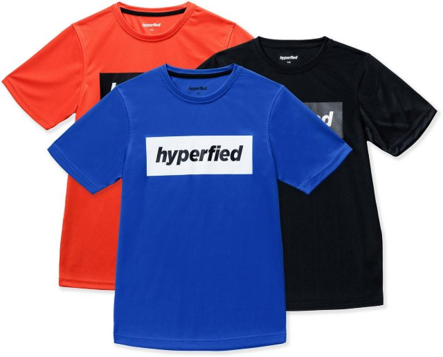 Hyperfied Edge T-Shirt 3-pack