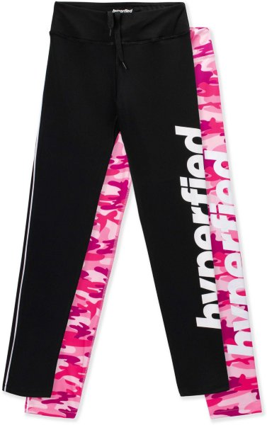 Hyperfied Track Tights 2-pack
