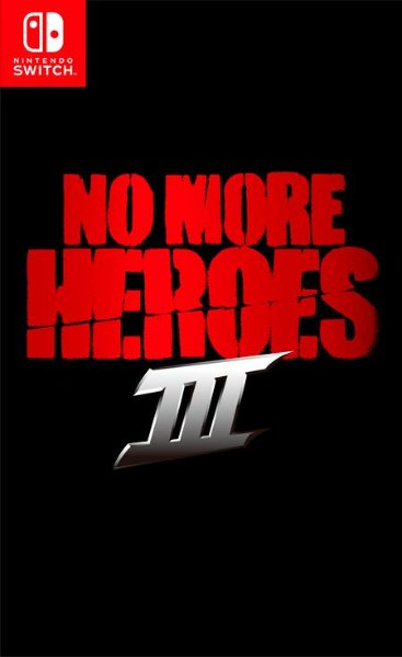 Grasshopper Manufacture No More Heroes 3