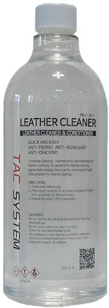 Tacsystem Leather & Vinyl Cleaner 1000ml