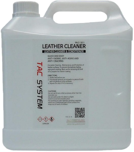 Tacsystem Leather & Vinyl Cleaner 4000ml