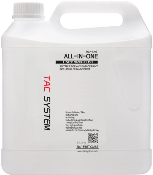 Tacsystem All In One 4000ml