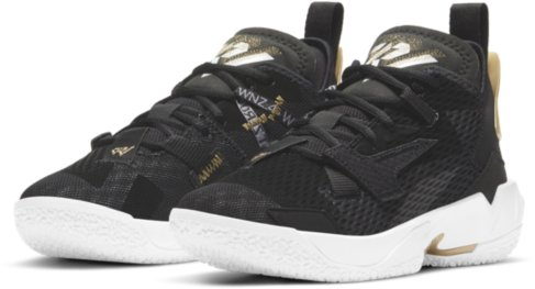 "Nike Jordan""Why Not?""Zer0.4 (Barn)"