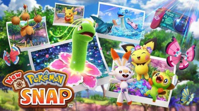 New Pokémon Snap til Switch