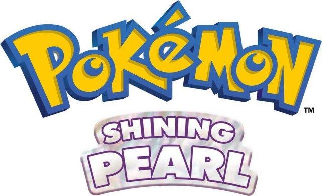 Pokémon Shining Pearl til Switch