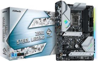 Z590 Steel Legend