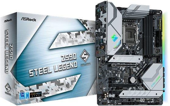 ASRock Z590 Steel Legend