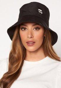 Karl Lagerfeld Ikonik Bucket Hat