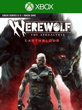 Cyanide Werewolf: The Apocalypse – Earthblood