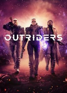 Outriders til Playstation 4