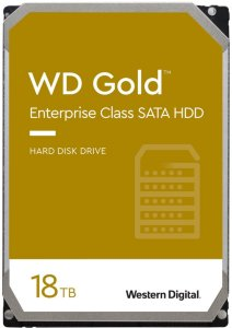 Western Digital Gold Enterprise-Class 18TB