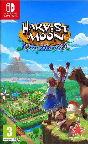 Harvest Moon: One World til Switch