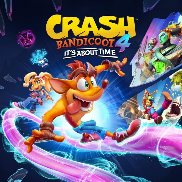 Crash Bandicoot 4: It's About Time til PlayStation 5