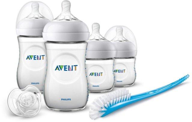 Philips Avent Natural Startsett Nyfødte