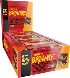 Mutant Mutant Protein Brownie 12 x 58 g