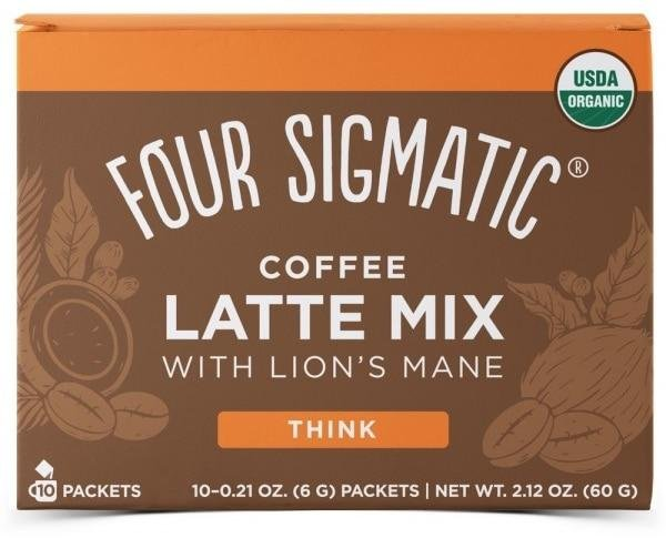 Four Sigmatic Coffee Latte