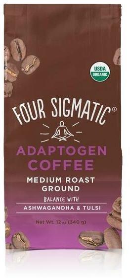 Four Sigmatic Ground Adaptogen Coffee (340g)