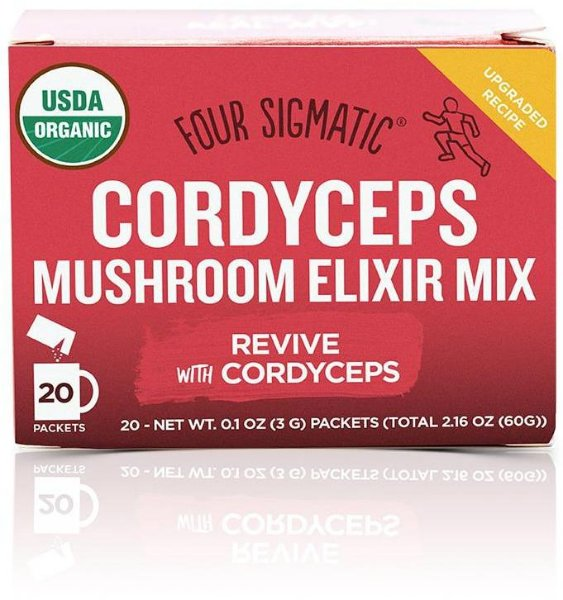 Four Sigmatic Mushroom Elixir