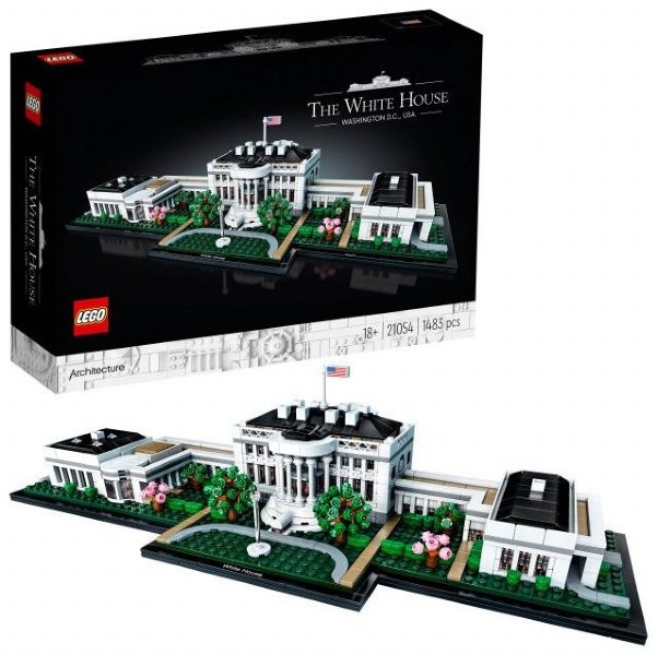 LEGO Architecture 21054