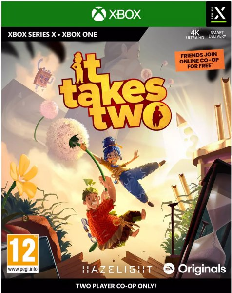 It Takes Two til Xbox One