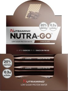 Nutramino Fitness 12 x Nutra Go Protein Wafer