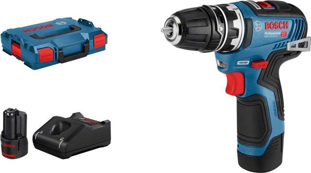 Bosch GSR 12V-35 FC L-BOXX (2x3,0Ah)