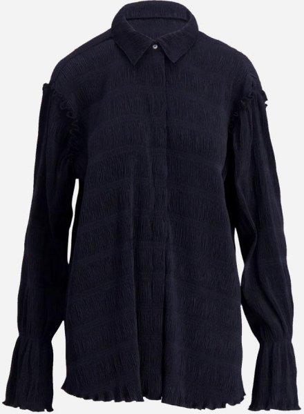 Holzweiler Sage Pleat Shirt