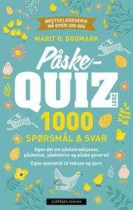 Påskequiz 2021: 1000 spørsmål