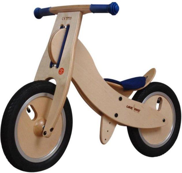 Kokua LIKEaBIKE Mountain Wooden Run Bike