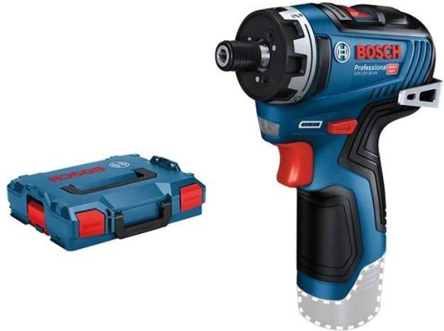 Bosch GSR 12V-35 HX L-BOXX (uten batteri)