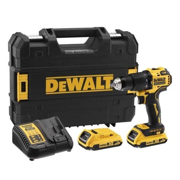 DeWalt DCD709D2T (2x2,0Ah)