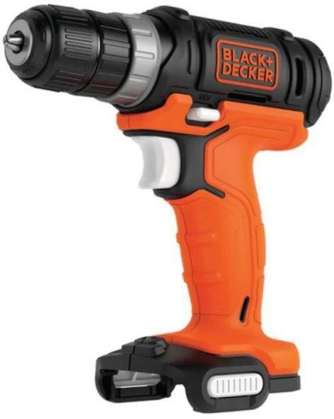 Black & Decker BDCDD12USB-XJ (uten batteri)
