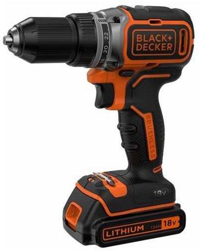 Black & Decker BL186K1B2-QW (2x1,5Ah)