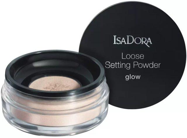 Isadora Loose Setting Powder Glow