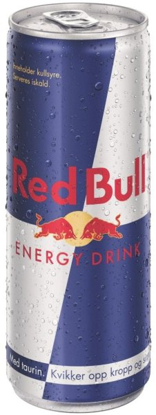 Red Bull Energidrikk 250ml