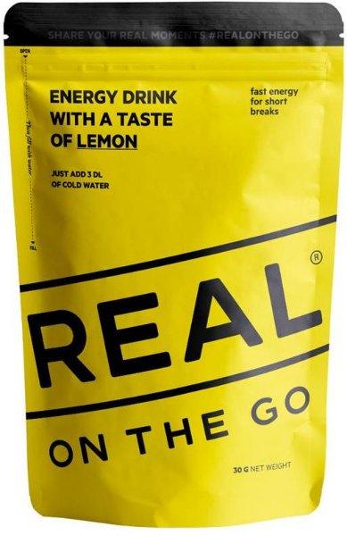 Real Turmat Real On The Go Energidrikk