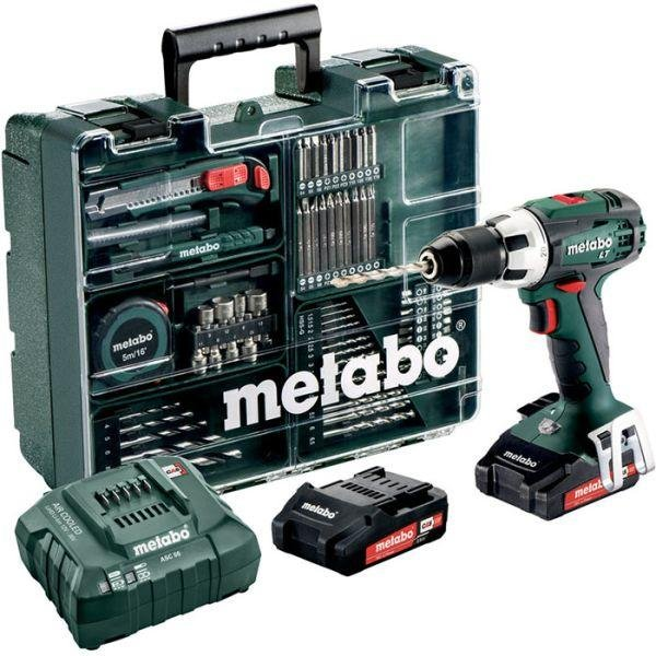 Metabo BS 18 LT SET (2x2,0Ah)