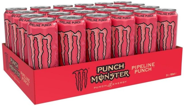 Monster 24x500ml