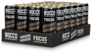 NOCCO 24 x Nocco Focus 330ml
